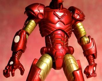 I AM IRON MAN - Iron Man Photograph - Various Sizes