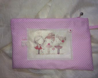 Pretty purse or bag for girl
