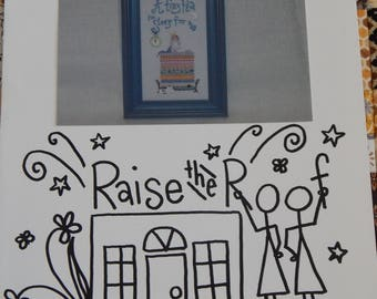 Princess & the Pea by Raise the Roof Designs