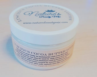 Luscious Cocoa Butter Lotion