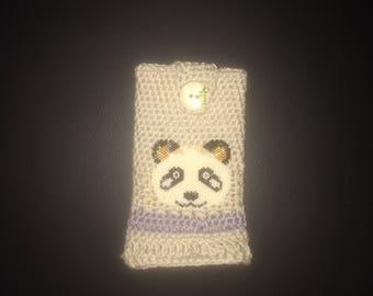 Panda pocket notebook