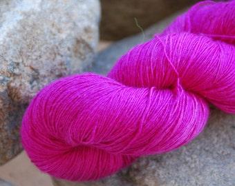 handdyed yarn - colour 144