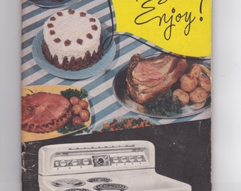 1950s procter & gamble Ivorydale, Ohio proper frying  instruction and  recipes book