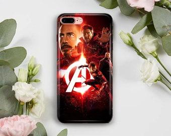 Avengers infinity war Phone Case, iPhone 5S Case, iPhone 6S , iPhone 7 Case, iPhone 8 Plus Case, Samsung Galaxy S8 Case, Samsung Galaxy S7