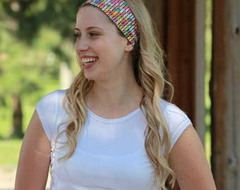 Headbands for Women / Head Bands for Women / Colorful Headband / Hairband / Hair Band / Multicolored Headband / Hair Accessories / Womans