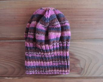 Women's Knit Hat - Wool Hat