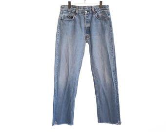 1970s Size 35 501 Vintage Levis, 35 Vintage 501s, Waist Size 35 501s, 1970s 501 Levis, Vintage Jeans, 70s Levis, 70s Levis 501, 501s Size 35