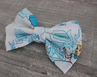 Alice In Wonderland Inspired Hair Bow
