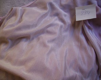 NO. 234 FABRIC POLYAMIDE JERSEY PINK CLEAR