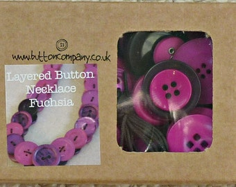 Button Necklace Kit - The Button Company