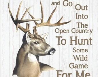 Big Buck Deer Wall Art Genesis 27_3