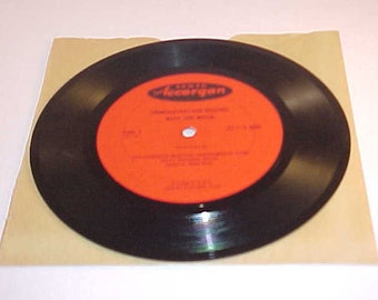 Joe Mack Demonstration Record for Syn-Cordion Musical Instruments Corporation