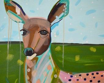 Bright, Funky Deer