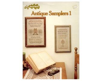 Antique Cross Stitch Sampler, Sampler Cross Stitch Pattern, Samplers, Cross Stitch Sampler, Samplers, by NewYorkTreasures on Etsy
