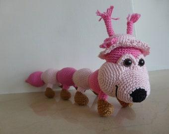 Caterpillar Plush Toy