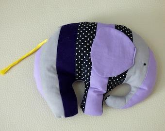 Plush elephant Maelia/Elephant plush fabric