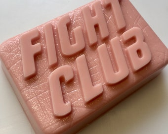 Fight Club Inspired Soap