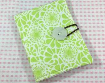 Tea Wallet, Tea Bag Holder, Tea Keeper, Take Along Tea Holder, Tea Lover Gift Idea