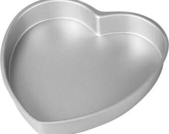 Decorator Preferred 8 X 2 Heart Cake Pan