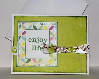 Enjoy Life Card