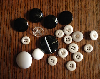 Glass Button Collection