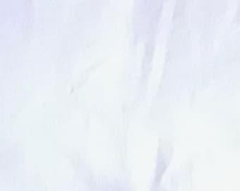White - 10oz cotton/lycra knit fabric - 95/5 cotton/spandex jersey knit - By The Yard