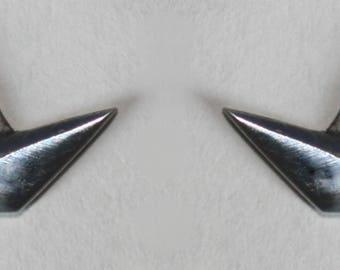 Origami Sailboat Earrings EN