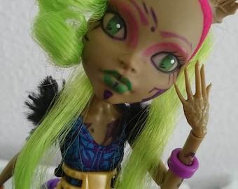 Ooak Monster High doll teenage Amazons princess