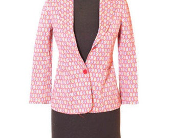 Vintage 1970s new seoul fitted blazer (child size 14)