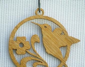 Hummingbird Ornament / Window Hanger