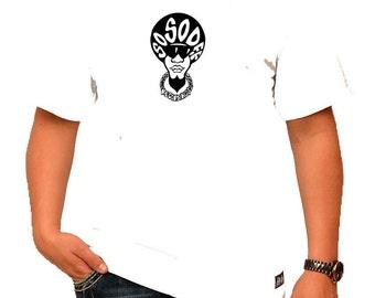 So Def Mens Mens White T-Shirt