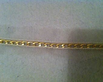 Chain has sew on clothing or other