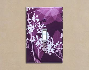 Eucalyptus Branches - Light Switch Plate Covers Home Decor Outlet