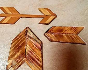 Decorative mini arrows