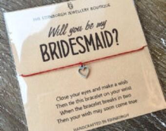 Wedding Wish Bracelets