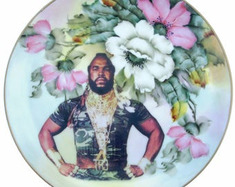 "Sergeant Bosco Portrait Platte 8,4"""