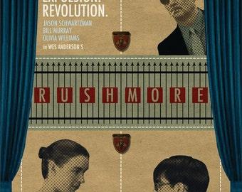 Rushmore Film Poster