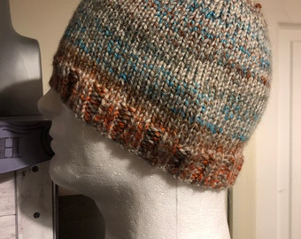 MultiColor Knit Cap