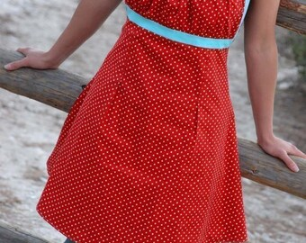 Emmeline Apron PDF Sewing Pattern