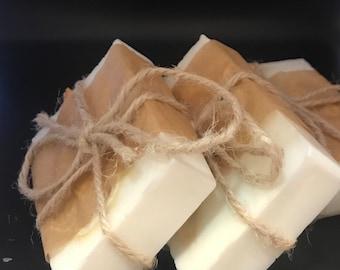 Yiayia Rose Citrus clove bar soap