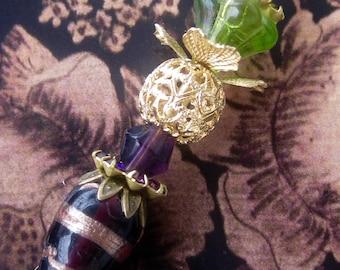 VictorianEdwardian Inspired Hatpin