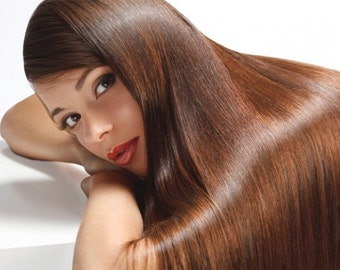 "Flawless ""No-Poo"" Shampoo 8 oz PLUS Hair Serum 1 oz COMBO DEAL"