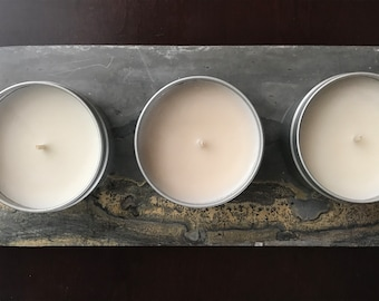 Choose 3-4oz tins,scented soy candle tins, soy candle bundle, scented soy candle,soy candle gift set soy candle gift box,soy candle handmade