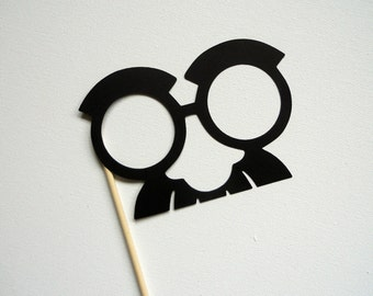 Groucho Marx Disguise Photo Booth Prop . Groucho Photo Booth Prop . Photo Booth Props . Groucho Marx . Groucho . Disguise . Single