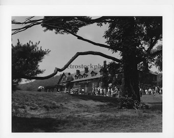 Golf - Baltusrol Clubhouse, US Open 1954 - GO-010