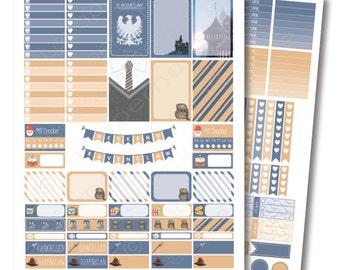 Mambi Happy Planner Harry Potter Printable Planner Sticker Set, Erin Condren Life Planner, Instant Download
