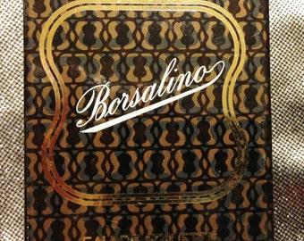 Sample size perfume, Borsalino.