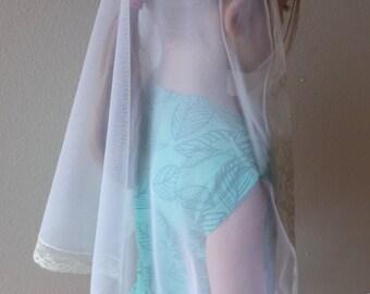 Child's Mantilla Veil