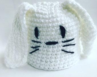 Hot Cross Bunny Hat