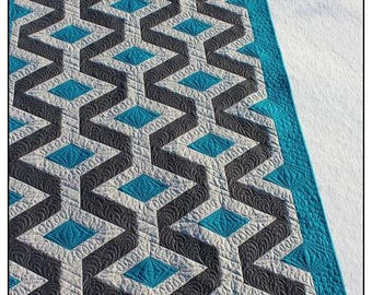 Traction - PDF Quilt Pattern